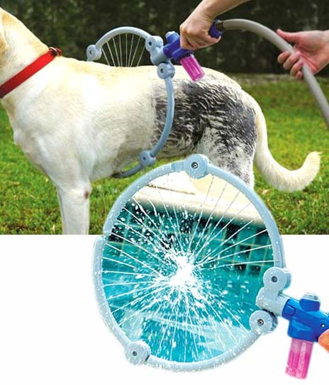 Woof Washer 360 Lava Jato Para Banho Cachorros Cao Pets Pratico Petshop (Bsl-lac-1)