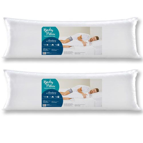 Kit 2 Travesseiros de Corpo Body Pillow Altenburg