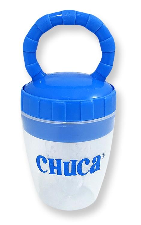 Alimentador Bico de Silicone com Tampa Chuca Baby