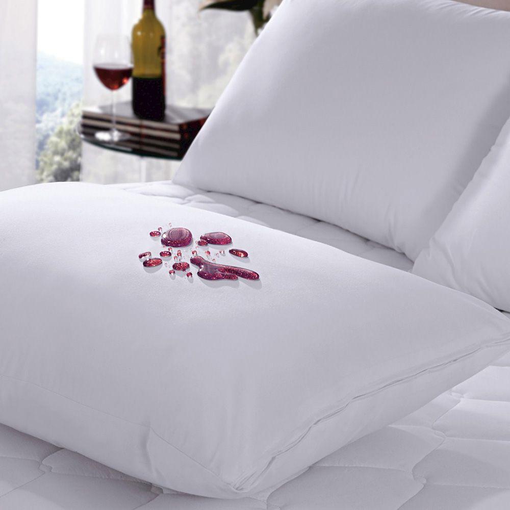 Capa Protetora de Travesseiro Protege Family Fibrasca