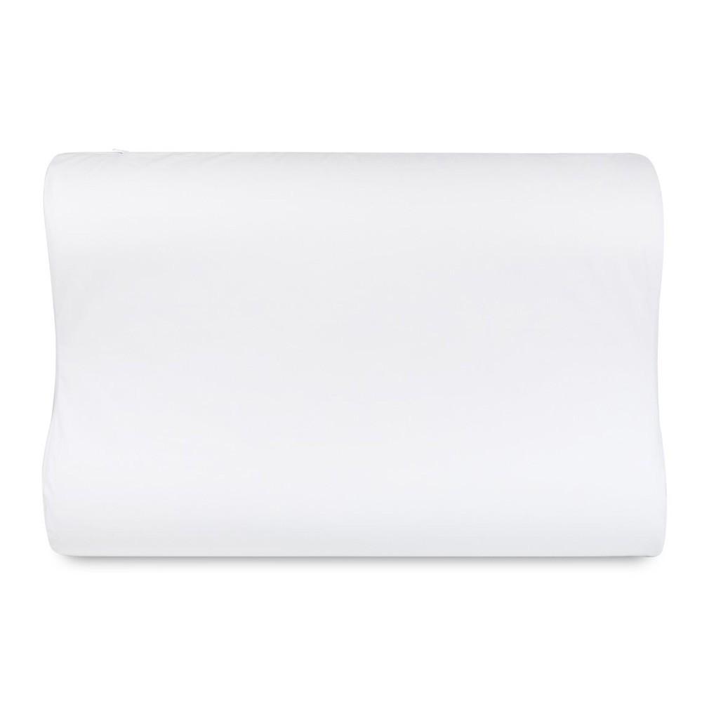 Kit 2 Travesseiros Cervical Nasa Premium Nap Home Capa Impermeável