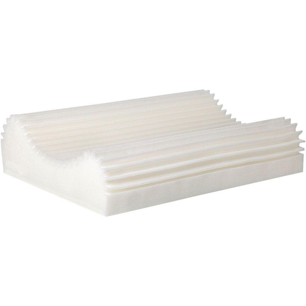 Kit 2 Travesseiros Cervical Performance de Látex Fibrasca