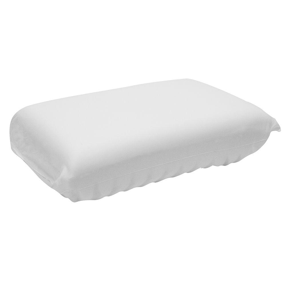Kit 4 Travesseiro Nasa UP Max - Altura 14cm