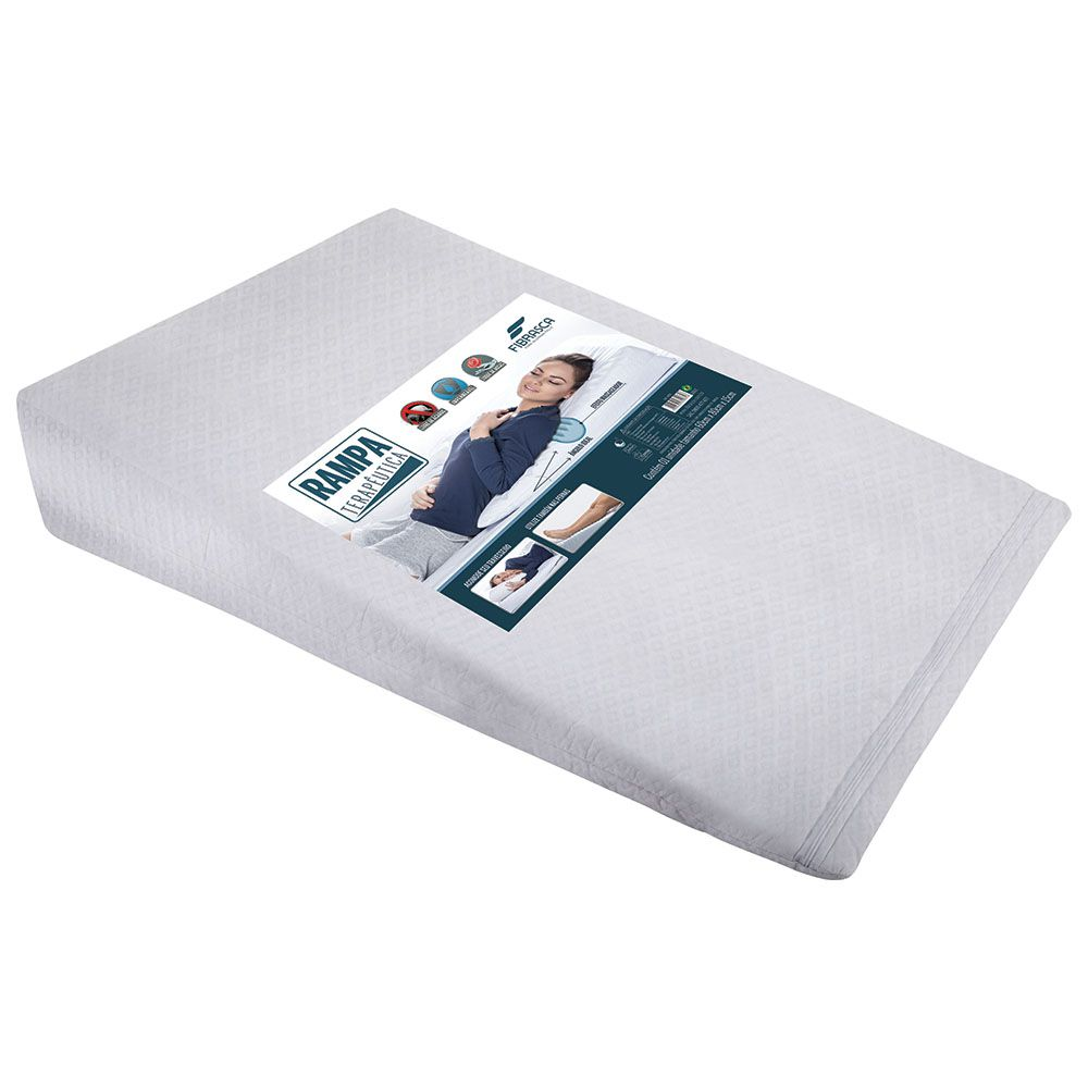 Travesseiro Anti Refluxo Adulto Terapêutico Fibrasca