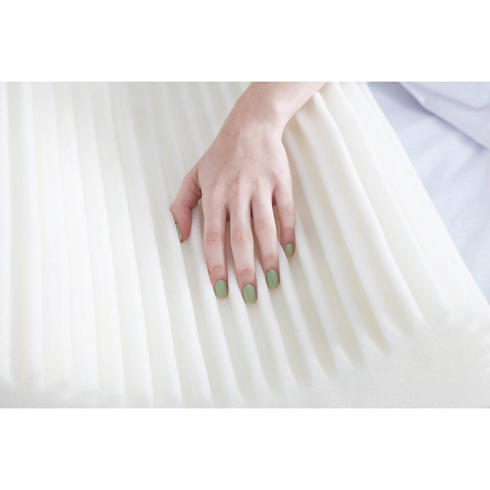 Travesseiro Cervical Performance de Látex 50x70 Fibrasca