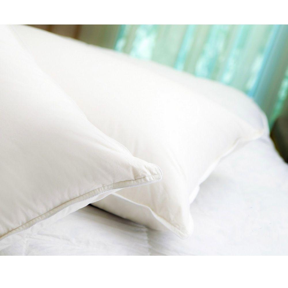 Travesseiro de Penas e Plumas de Ganso - Plooma