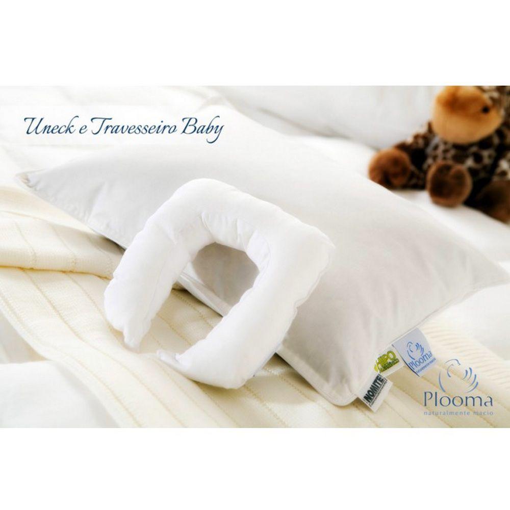 Travesseiro de Pescoço Uneck Baby Plooma