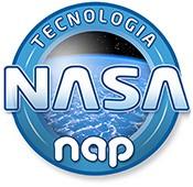 Travesseiro Nasa - Nap Voyage Plush Azul Arara