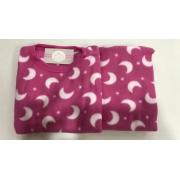 Pijama Feminino Infantil e Juvenil  Mafessoni   Lua Rosa estampado em Soft Super Quente 200339