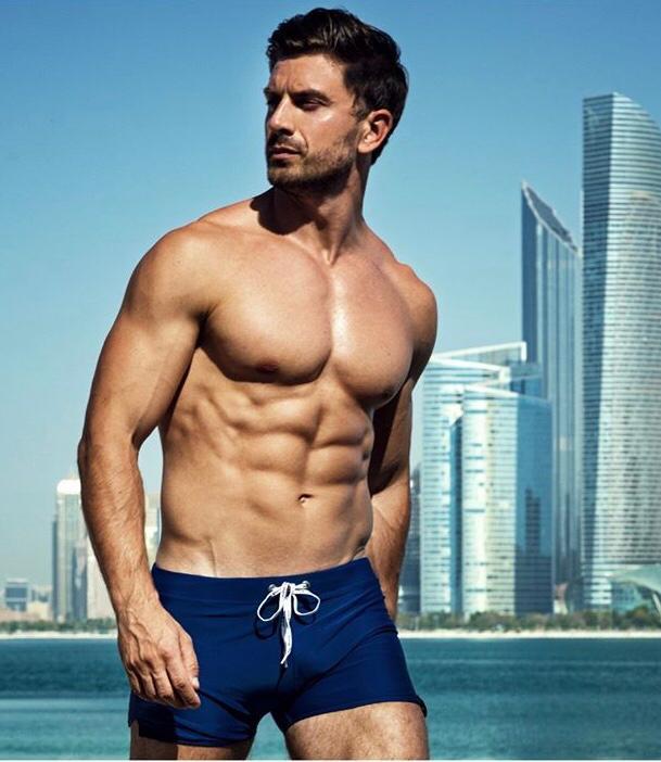 Sunga Body Show Boxer em Lycra - Preta ou Azul