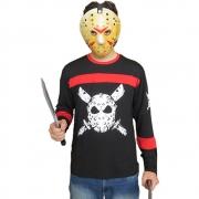 Camiseta Jason Adulto