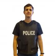 Colete Policial ( FBI, SWAT, Police)