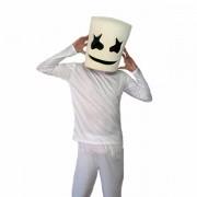 Fantasia Dj Marshmallow Adulto