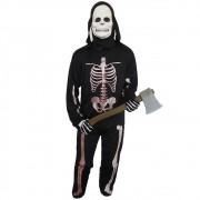 Fantasia Esqueleto Simples - Adulto