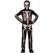 Fantasia Esqueleto Longo infantil