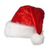 Gorro Papai Noel Super Luxo