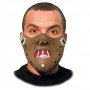 Máscara Canibal Meia Máscara