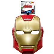 Máscara Homem de Ferro/Iron Man