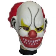 Máscara Palhaço Halloween de EVA