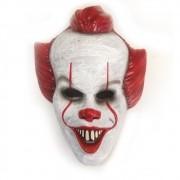 Máscara Palhaço Pennywise IT Plástico Importada