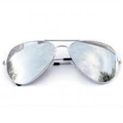 Óculos Policial Espelhado