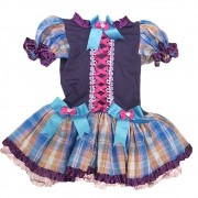 Vestido Caipira - Infantil