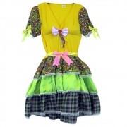 Vestido Caipira JuJu - Adulto