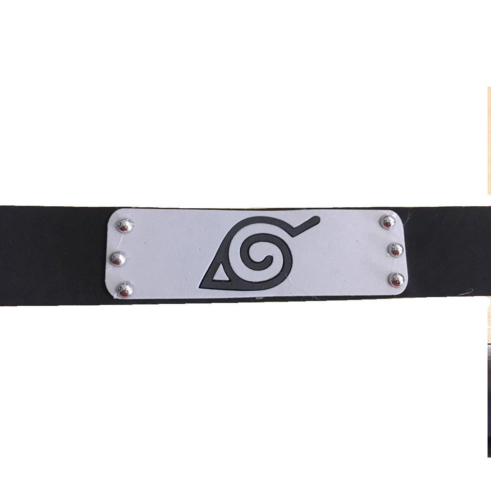 Bandana em EVA do Naruto
