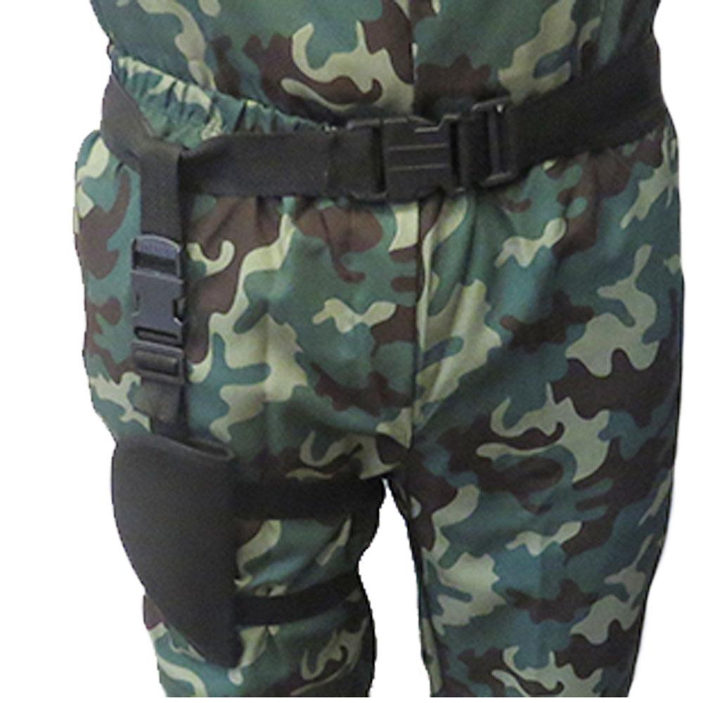Cinturão Coldre Policial