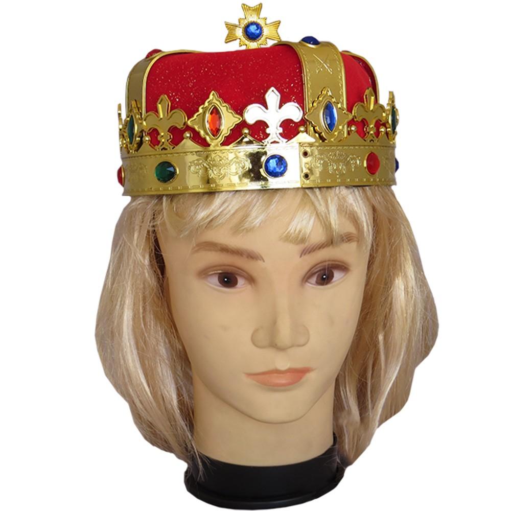 Coroa Rei Luxo
