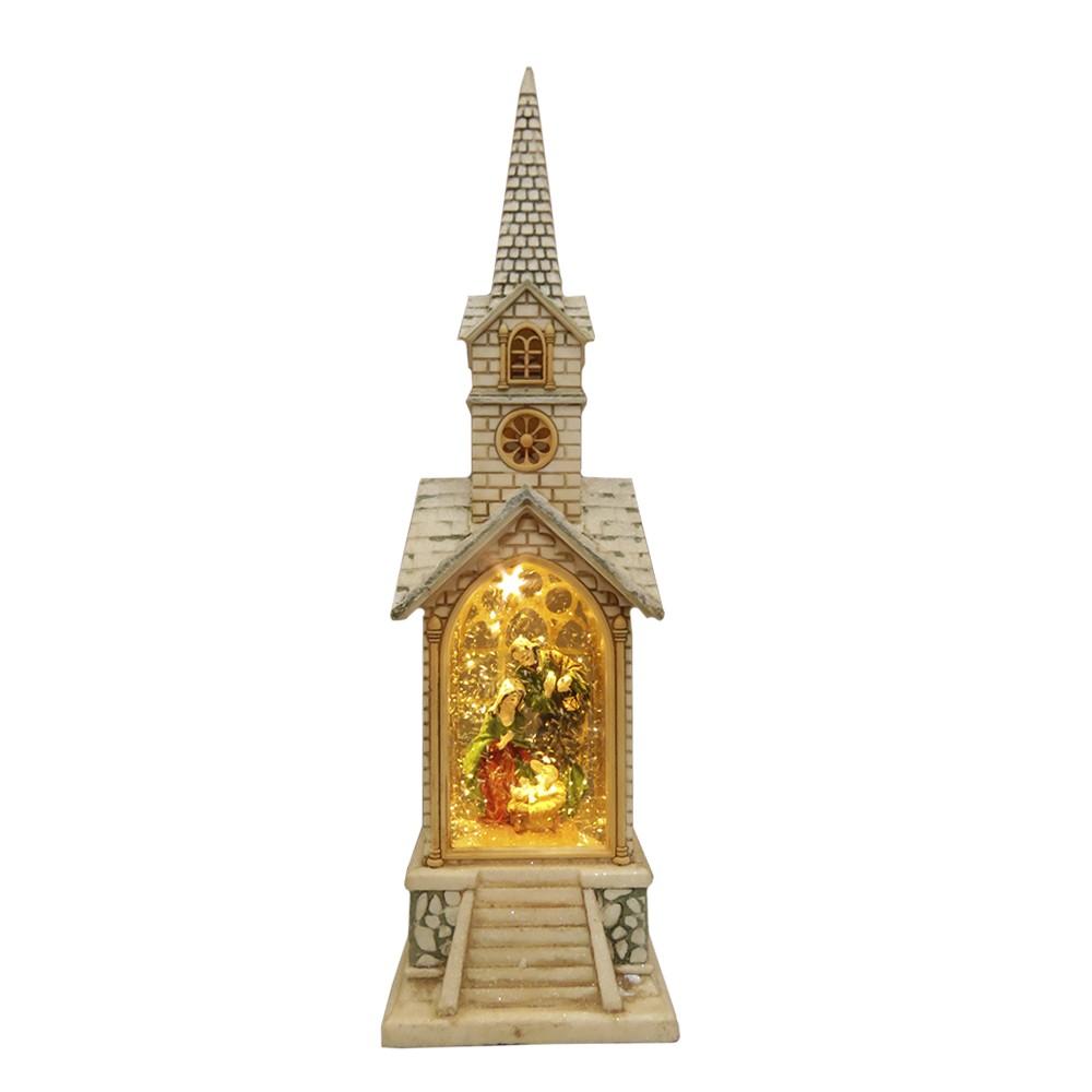 Decoração Sagrada Família 1 Torre