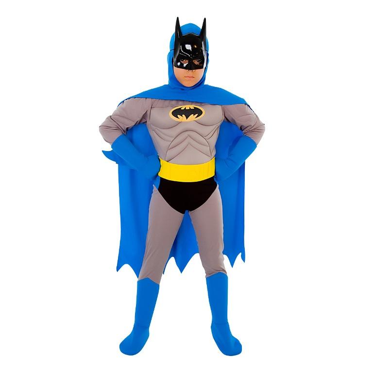 Fantasia Batman Bravos e Destemidos Luxo - Infantil