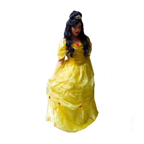 Fantasia Bela e a Fera Adulto: Bela
