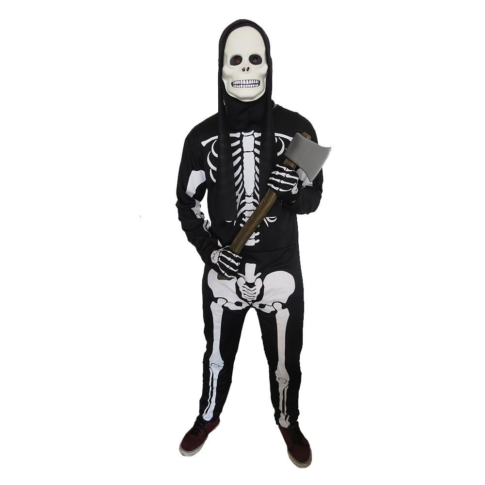 Fantasia Esqueleto Adulto