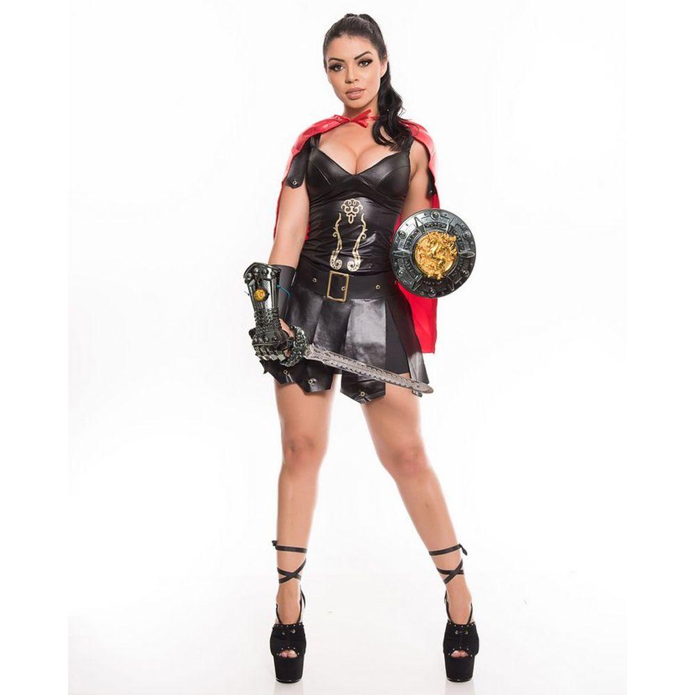 Fantasia Gladiadora - Adulto