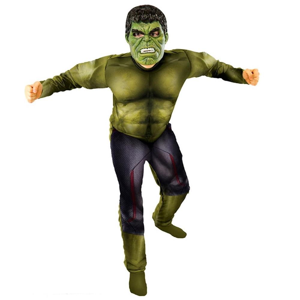 Fantasia Hulk Vingadores - Adulto