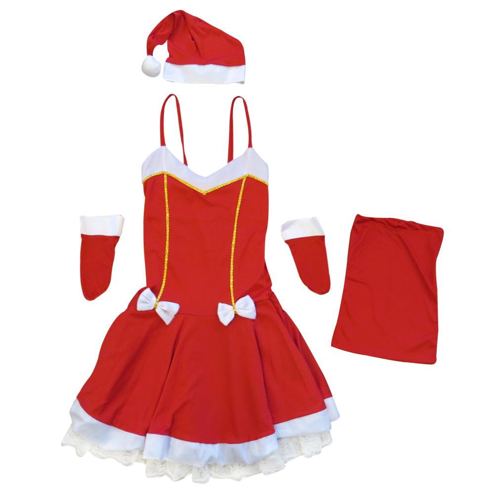 Fantasia Mamãe Noel Noelete- Adulto