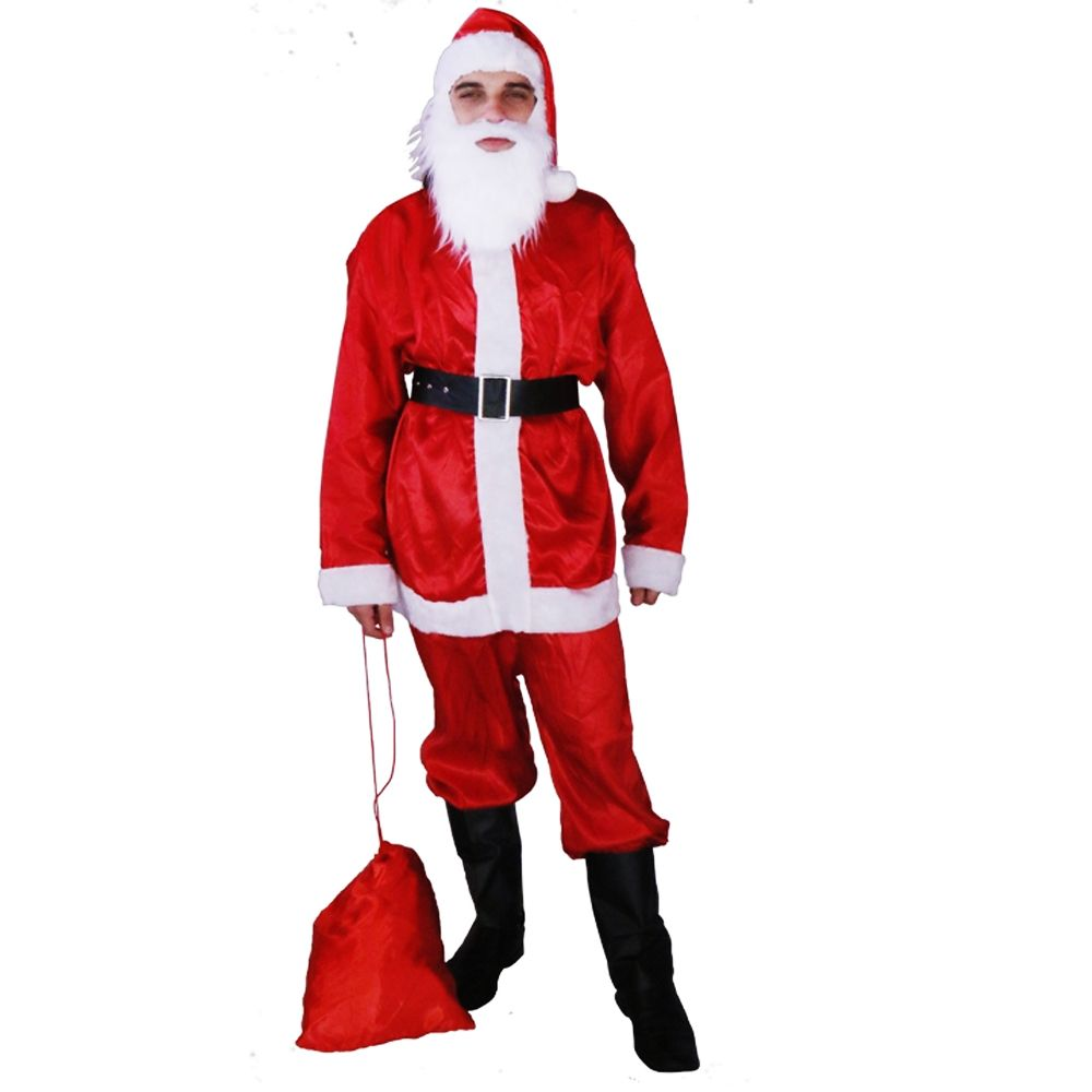 Fantasia Papai Noel Adulto