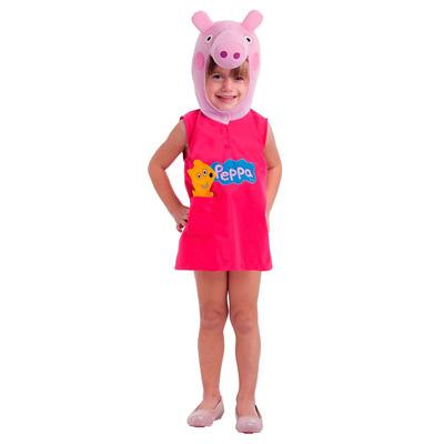 Fantasia Peppa Pig - Modelo Licenciado - Infantil