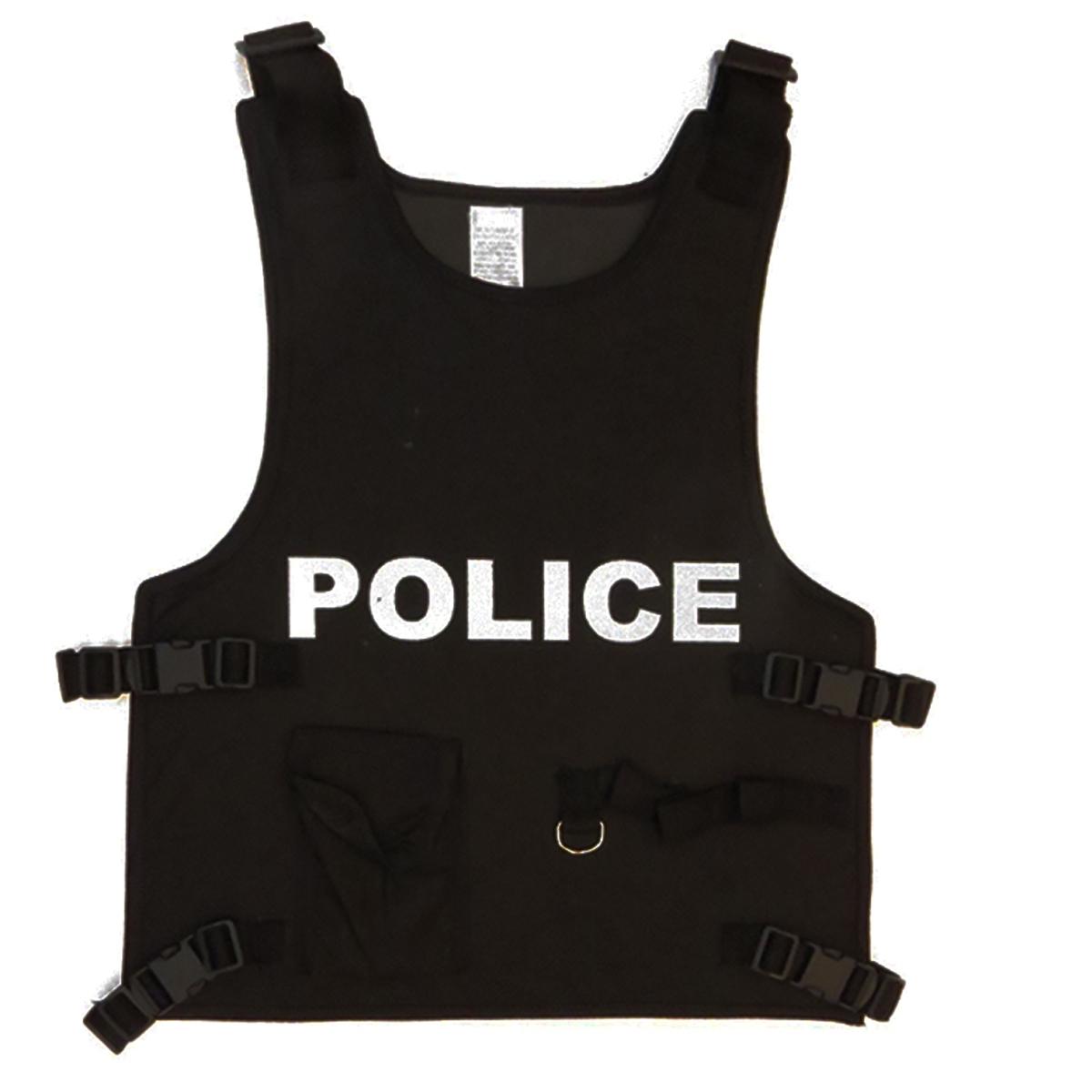 Fantasia Policial Adulto: Kit 2