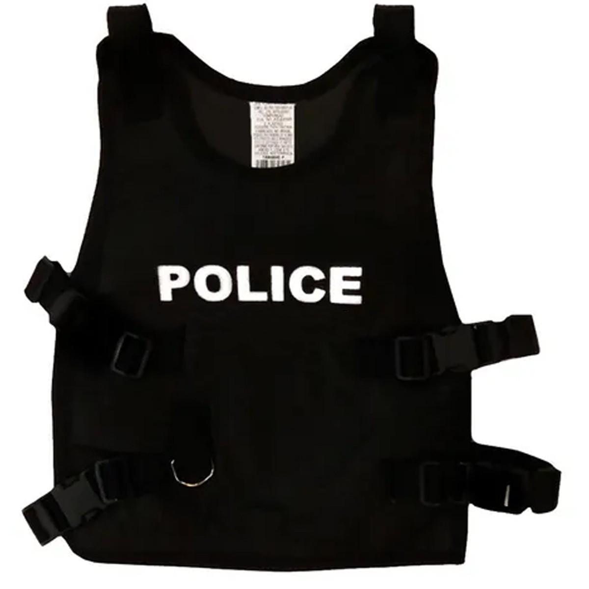 Fantasia Policial Infantil: Kit 1