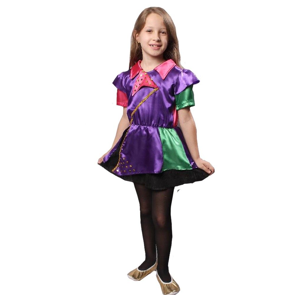 Fantasia Princesa do Mal Descendentes Filha da Malévola - Infantil