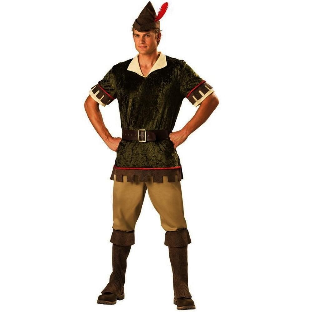 Fantasia Robin Hood Masculino Adulto