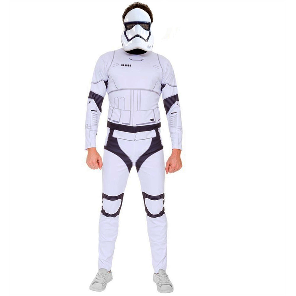 Fantasia StormTrooper Star Wars - Adulto