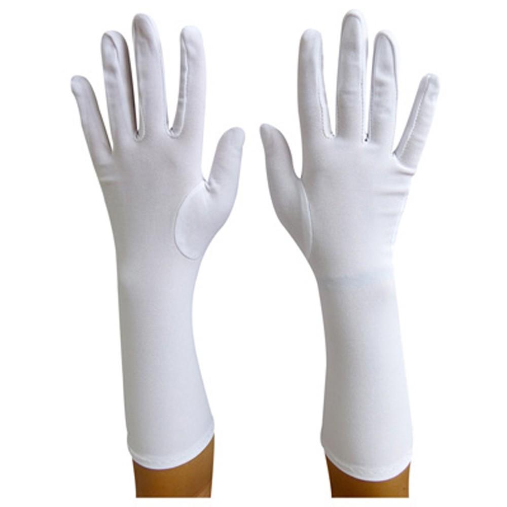 Luva Tecido Com Dedo 30cm Adulto