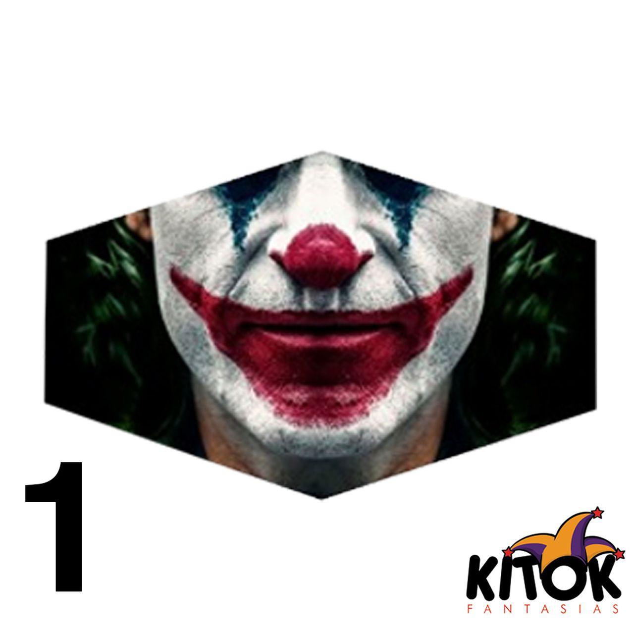 Máscara temática - ADULTO