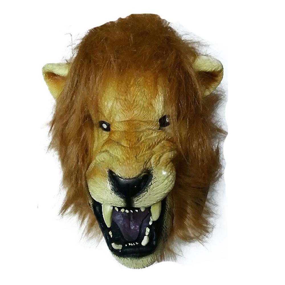 Máscara Leão Luxo