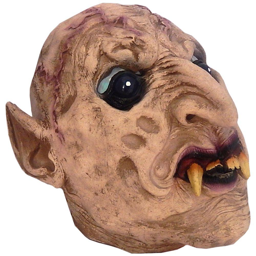 Máscara Vampiro Dentuço Orelhudo