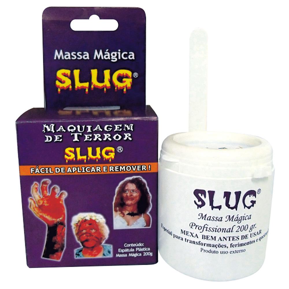 Massa Mágica Profissional Slug 200gr