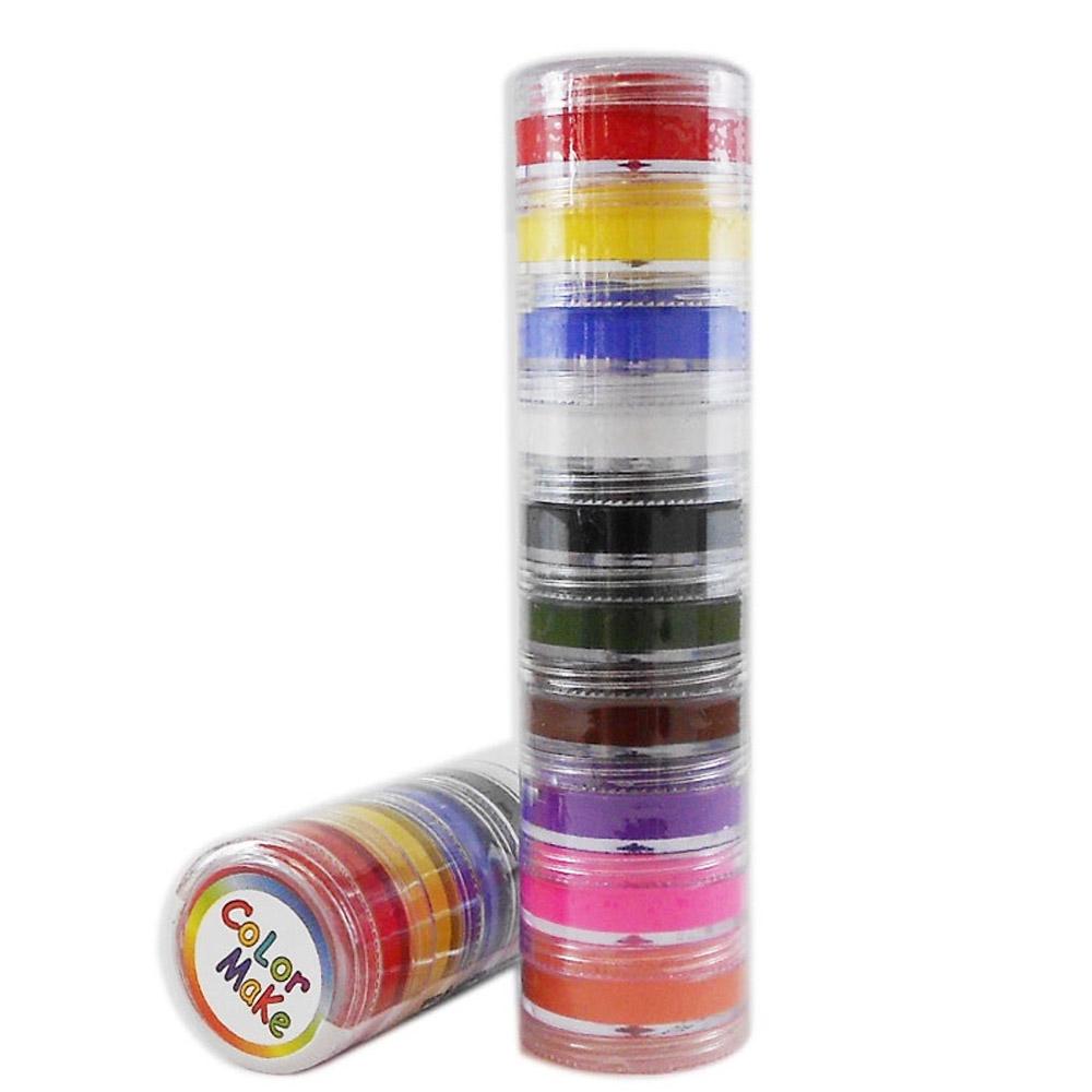 Pintura Creme com 10 cores - Color Make